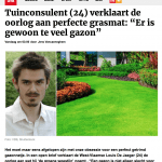 Gazet van Antwerpen - 23 april 2018 - Louis De Jaeger - Commensalist.png