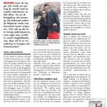 Krant van West Vlaanderen - KW - Brugsch Handelsblad - 27 maart 2018 - Louis De Jaeger - Commensalist