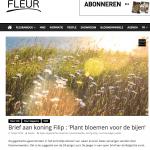 Fleur - 1 mei 2018 - Louis De Jaeger - Commensalist
