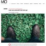 MO* Mondiaal nieuws - 14 mei 2018 - Last van onkruid? Eet het op! Louis De Jaeger - Commensalist